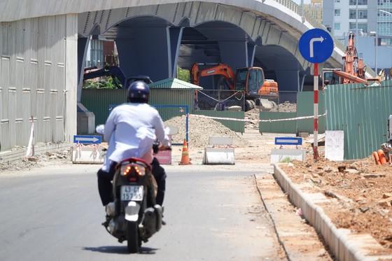 Đà Nẵng đưa cầu vượt nút giao thông phía Tây cầu Trần Thị Lý vào hoạt động ảnh 2