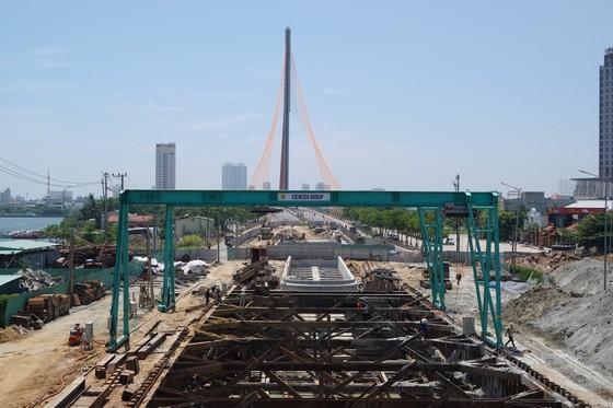 Đà Nẵng đưa cầu vượt nút giao thông phía Tây cầu Trần Thị Lý vào hoạt động ảnh 4