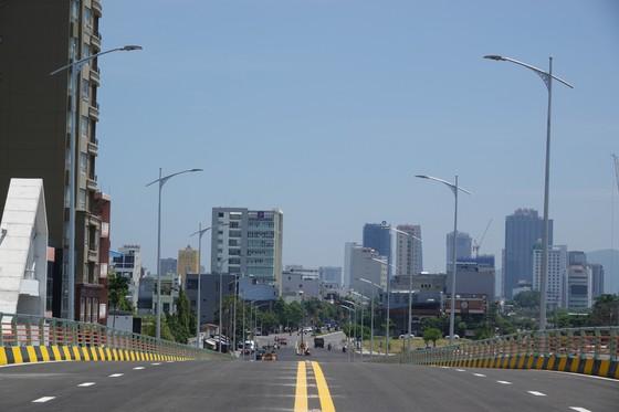 Đà Nẵng đưa cầu vượt nút giao thông phía Tây cầu Trần Thị Lý vào hoạt động ảnh 9