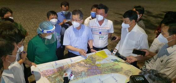 Đà Nẵng: Phong tỏa 4 phường thuộc quận Sơn Trà, người dân không ra đường sau 20 giờ ảnh 1