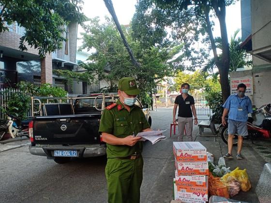 Đà Nẵng: Tổ phòng chống Covid-19 cộng đồng lập app đi chợ giúp dân ảnh 3