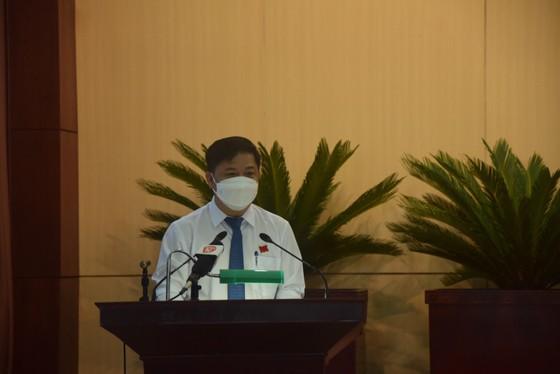 Ông Trần Phước Sơn và bà Ngô Thị Kim Yến được bầu làm Phó Chủ tịch UBND TP Đà Nẵng ảnh 2