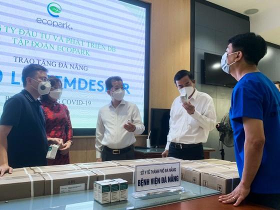 Đà Nẵng tiếp nhận 5.000 lọ thuốc Remdesivir điều trị Covid-19 ảnh 1