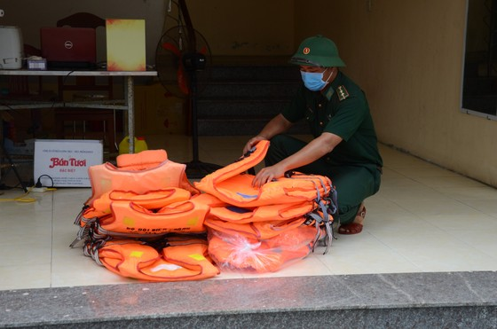 Đà Nẵng: Yêu cầu bảo đảm giãn cách khi sơ tán dân tránh bão số 5 ảnh 4