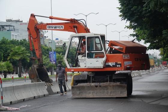Đà Nẵng: Yêu cầu bảo đảm giãn cách khi sơ tán dân tránh bão số 5 ảnh 2