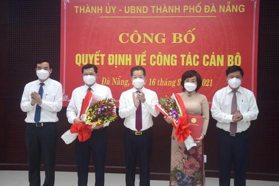 Đà Nẵng công bố các quyết định về công tác cán bộ ảnh 1
