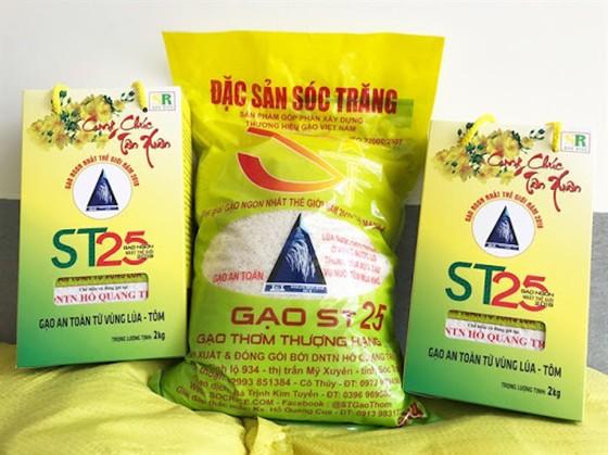 Gạo ngon nhất thế giới của Việt Nam bị mất thương hiệu ảnh 1