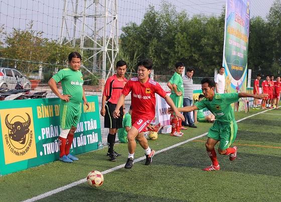 Giải bóng đá mừng Đảng mừng Xuân 2018 – Cúp Bình Điền Tây Ninh lần 1: Sân chơi của tình hữu nghị ảnh 3