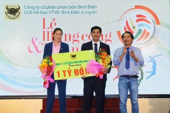 CLB VTV Bình Điền Long An: Danh hiệu VĐQG là cú hích cho tương lai! ảnh 2