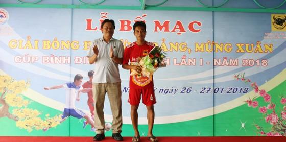 Giải bóng đá mừng Đảng mừng Xuân 2018 – Cúp Bình Điền Tây Ninh lần 1: Sở NN&PTNT đoạt Cúp vàng ảnh 3