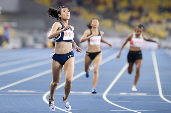 Những ngôi sao thể thao Việt Nam hứa hẹn tỏa sáng trong năm 2018 ảnh 5
