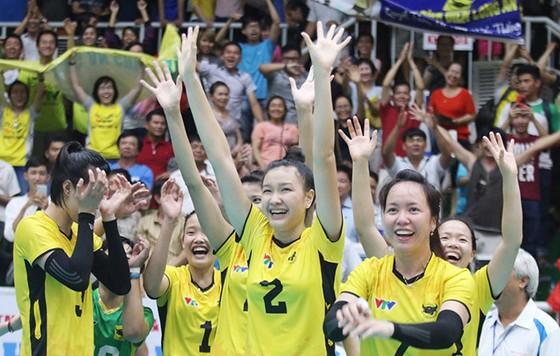 Giải bóng chuyền nữ quốc tế - Cúp VTV9 Bình Điền 2018: NHCT rơi vào bảng nặng ký ảnh 2