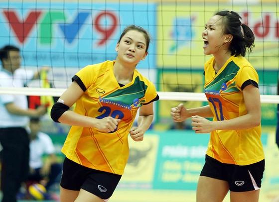 Cúp bóng chuyền nữ quốc tế VTV9 Bình Điền 2018: Rèn quân cho đội tuyển ảnh 2
