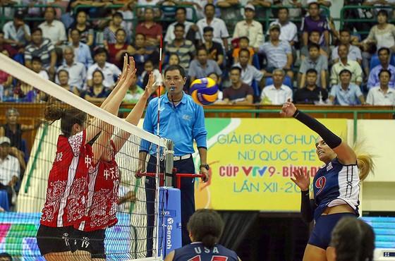 Chung kết Cúp bóng chuyền nữ VTV9 Bình Điền 2018: Ngược dòng ngoạn mục, Giang Tô lên ngôi! ảnh 1