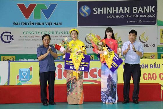 Chung kết Cúp bóng chuyền nữ VTV9 Bình Điền 2018: Ngược dòng ngoạn mục, Giang Tô lên ngôi! ảnh 6