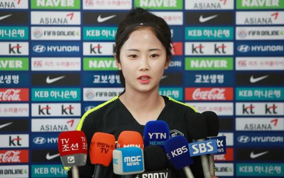 Tân binh xinh đẹp quyết giành HCV Asiad 18 cùng Hàn Quốc ảnh 1