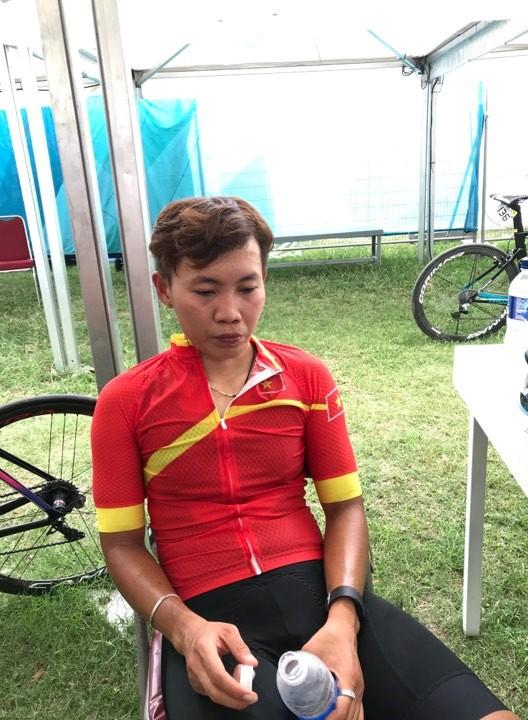 Xe đạp: Nguyễn Thị Thật đuối sức đoạn cuối, trắng tay huy chương ảnh 5