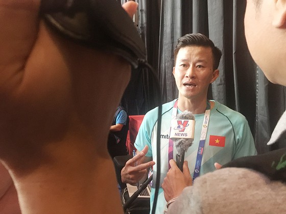 TDDC: Vào sai đà, Lê Thanh Tùng vuột HCV nhảy chống trong gang tấc ảnh 2