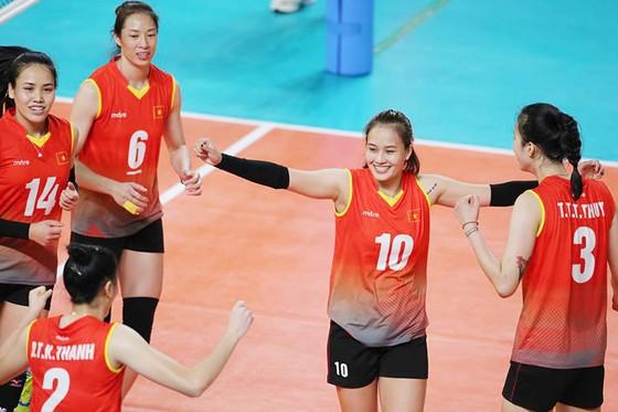 Bóng chuyền: Nữ Việt Nam còn nguyên cơ hội vào tứ kết ảnh 6