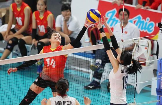 Bóng chuyền: Nữ Việt Nam còn nguyên cơ hội vào tứ kết ảnh 2