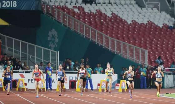 Điền kinh: Lê Tú Chinh không thể vào chung kết 100m nữ ảnh 2