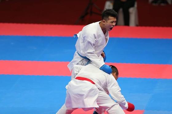 Karatedo: Võ sĩ Nguyễn Thanh Duy bị ép thua phút cuối ảnh 2