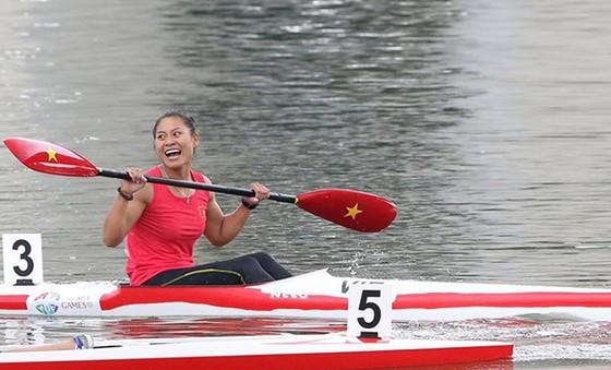 Cầu mây nữ giành HCB, canoeing không thể lập kỳ tích ảnh 1