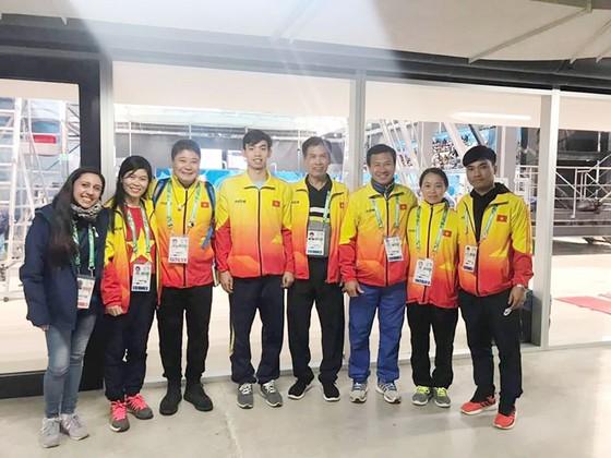 Olympic trẻ 2018: Kình ngư Nguyễn Huy Hoàng đoạt HCV 800m tự do ảnh 2