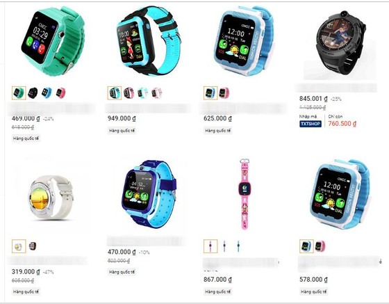 Những loại đồng hồ thông minh có định vị, gọi khẩn cấp ảnh 4
