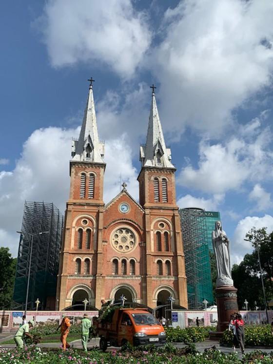 Công trình nhà xứ mới cao tối đa 31m ảnh 1