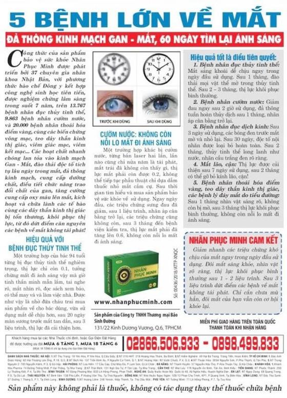 5 bệnh lớn về mắt ảnh 1