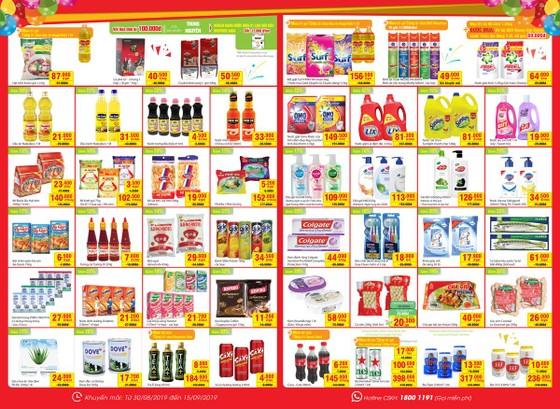 Nhiều chương trình khuyến mại hấp dẫn dịp Quốc khánh 2-9 tại hệ thống bán lẻ Satra ảnh 2