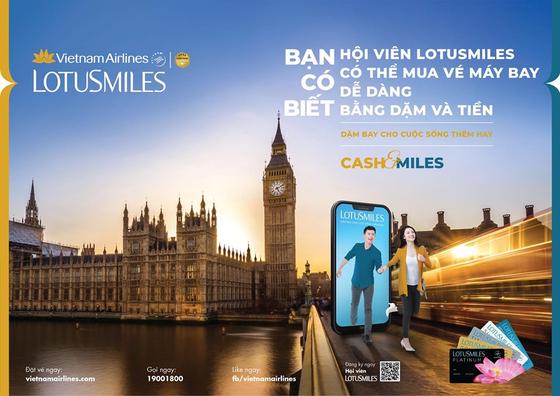 Thêm nhiều ưu đãi cho hội viên Bông Sen Vàng của Vietnam Airlines ảnh 1