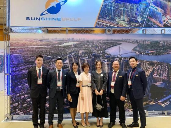 Sunshine Homes gây ấn tượng tại Realty Korea Expo 2019 ảnh 2