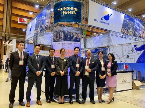 Sunshine Homes gây ấn tượng tại Realty Korea Expo 2019 ảnh 3