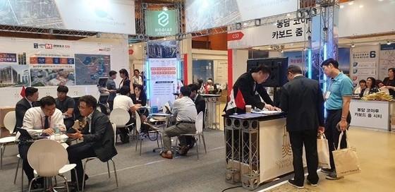 Sunshine Homes gây ấn tượng tại Realty Korea Expo 2019 ảnh 5