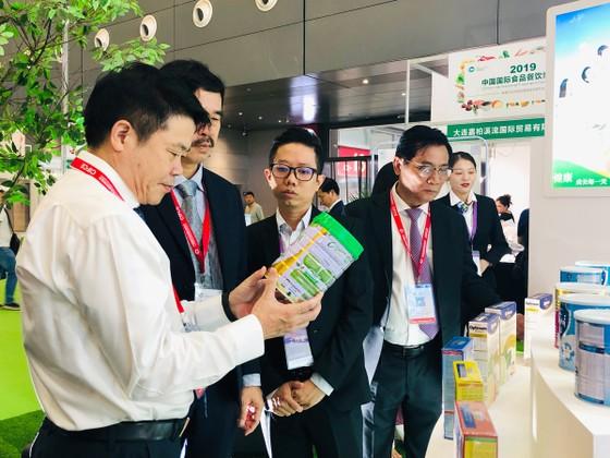 Các sản phẩm sữa Việt được ưa chuộng tại thị trường Trung Quốc ảnh 1