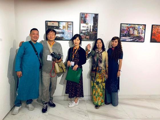 Họa sĩ Nguyễn Anh Đào: Với hội họa, tôi được là chính mình ảnh 1