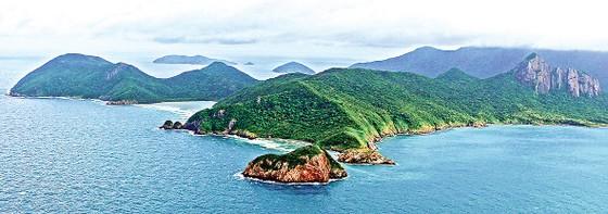 Những cung bậc cảm xúc về biển đảo đất nước ảnh 2
