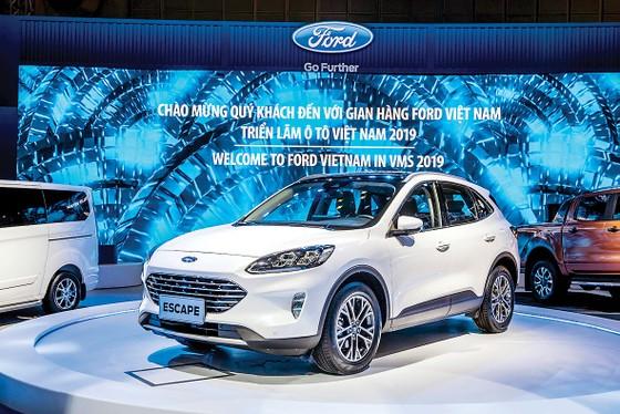 Ford Việt Nam trong chiến lược cam kết đầu tư lâu dài tại thị trường ô tô Việt Nam ảnh 1