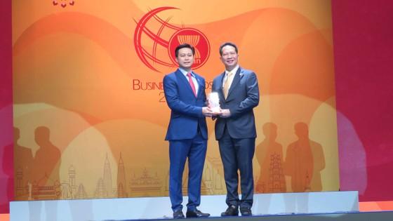 Công ty Yến sào Khánh Hòa nhận giải thưởng doanh nghiệp ASEAN (ABA) ảnh 1