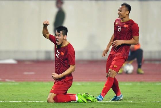 Nguồn năng lượng mạnh mẽ và bền bỉ là chìa khoá giúp đội tuyển Việt Nam thăng hoa, gặt hái những chiến thắng mang tính bứt phá