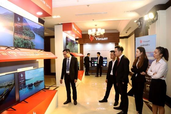 Vingroup công bố 5 mẫu tivi thông minh đầu tiên ảnh 4