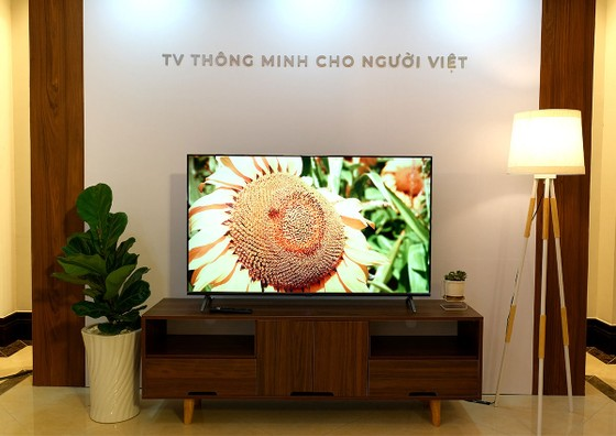 Vingroup công bố 5 mẫu tivi thông minh đầu tiên ảnh 2