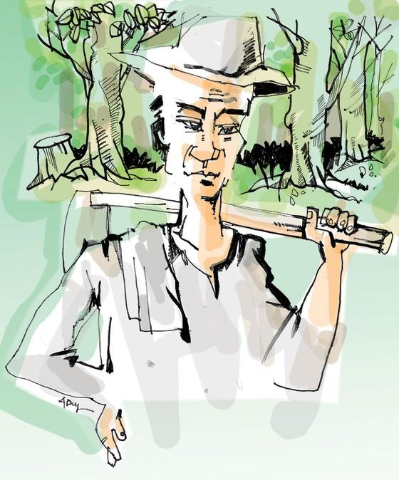 Người thợ rừng ảnh 1