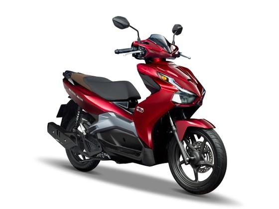Honda Việt Nam giới thiệu phiên bản hoàn toàn mới Honda Air Blade 150cc/125cc: Uy lực bứt phá ảnh 1
