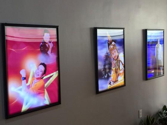 Nghệ sĩ Thái Ngọc Sơn triển lãm ảnh 3D đầu tiên tại TPHCM ảnh 1