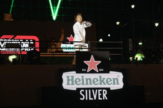 Heineken là thương hiệu bia chính thức tại Formula 1 VinFast Vietnam GrandPrix 2020 ảnh 1