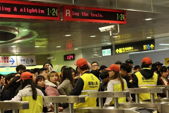 Lao động Việt Nam tại Đài Loan tình nguyện phục vụ hoạt động đón năm mới 2020 ảnh 4