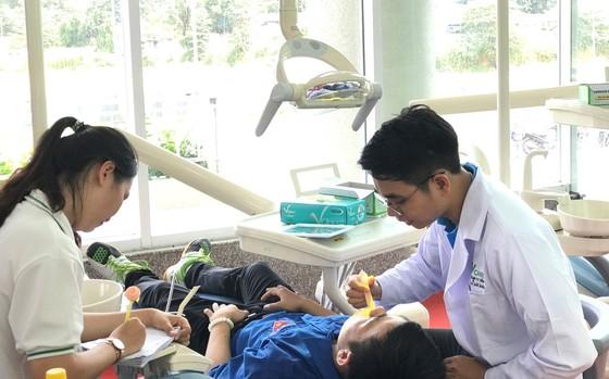 Trung tâm chăm sóc sức khỏe cho sinh viên ảnh 1